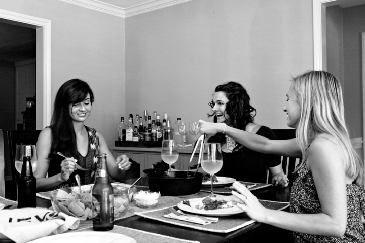 #project330: Dinner Party // Erin Parker Photography